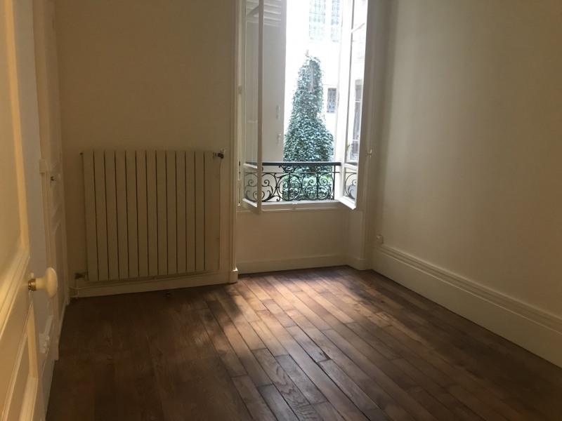 Rental apartment Paris 17ème 1175€ CC - Picture 4