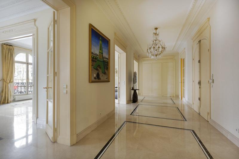 Vente de prestige appartement Paris 7ème 5700000€ - Photo 12