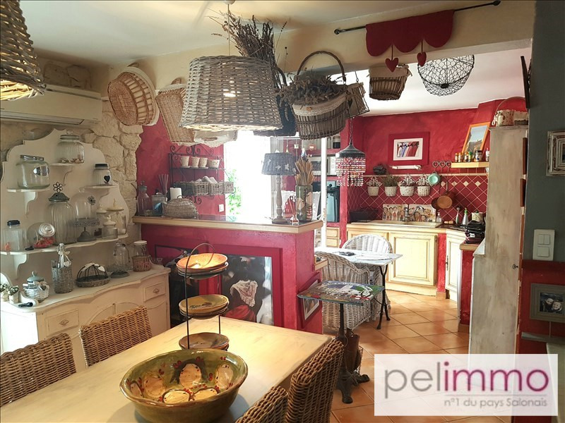 Vente maison / villa Senas 230000€ - Photo 4