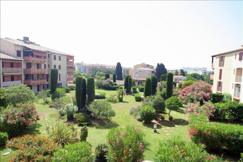 Sale apartment Sainte maxime 525000€ - Picture 1