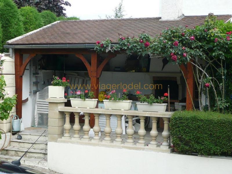 Lijfrente  huis Achères 140000€ - Foto 4