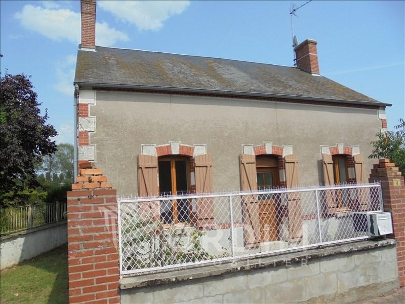 Sale house / villa Belleville sur loire 89000€ - Picture 1
