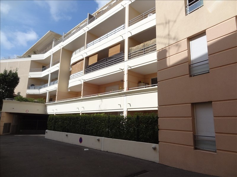 Sale apartment Vallauris 275 600€ - Picture 1