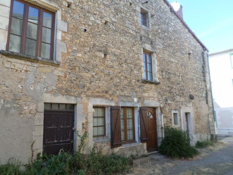 Produit d'investissement immeuble Lussac les chateaux 131000€ - Photo 3