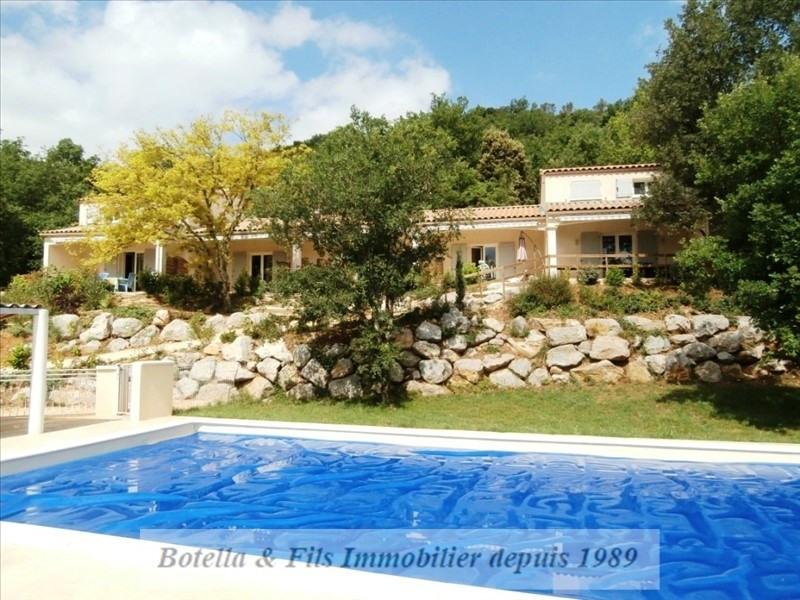 Immobile residenziali di prestigio casa Vallon pont d arc 610000€ - Fotografia 18