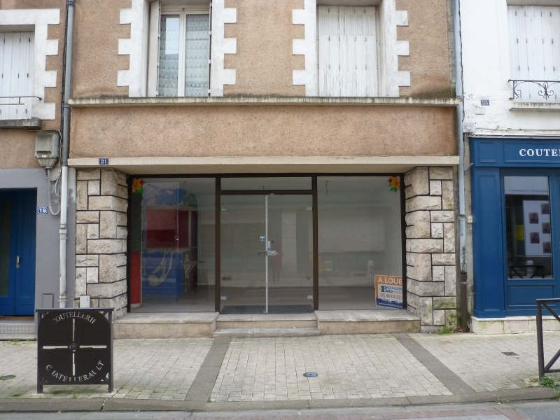 Location boutique Chatellerault 180€ HT/HC - Photo 1