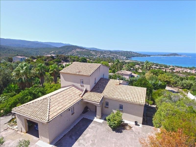 Deluxe sale house / villa Porticcio 905000€ - Picture 1