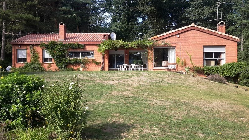 Vente de prestige maison / villa Proche de mazamet 399000€ - Photo 1
