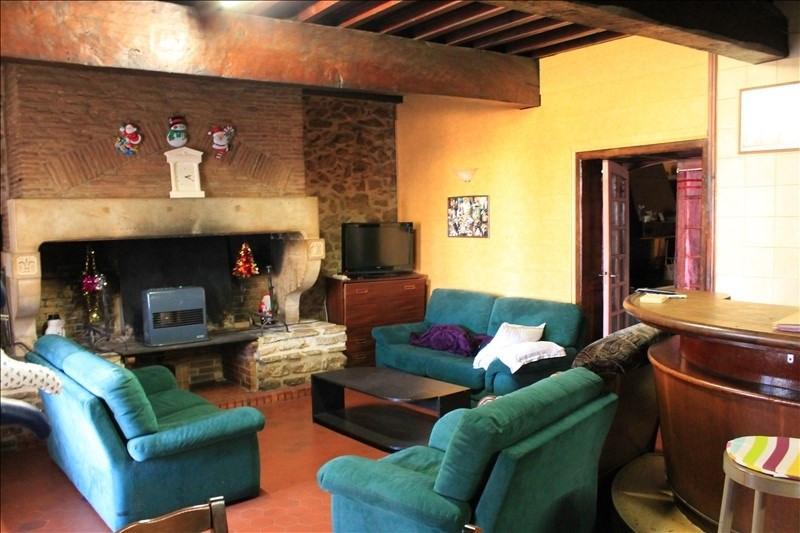 Vente maison / villa Villandraut 161000€ - Photo 2
