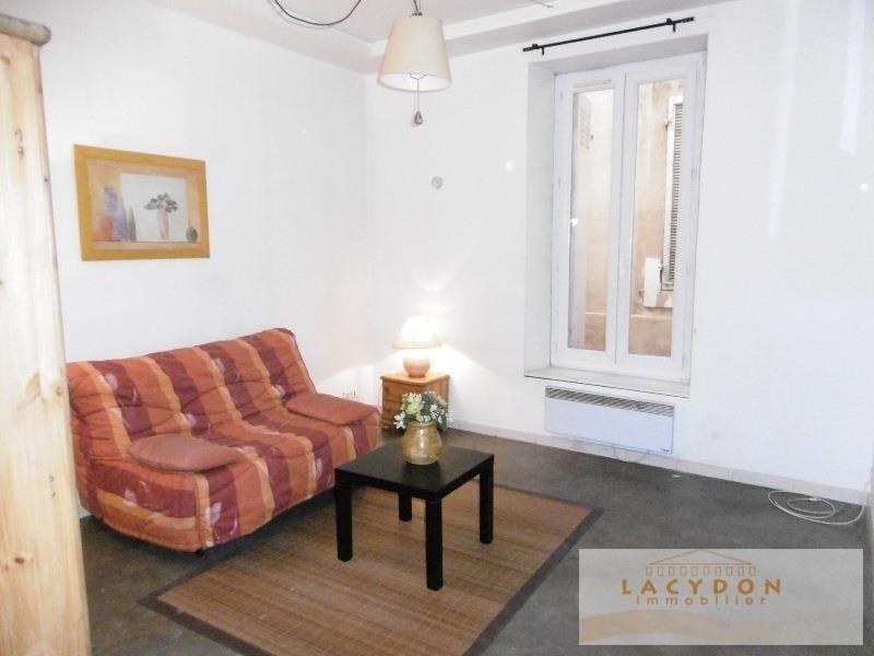 Vente appartement Marseille 6ème 77000€ - Photo 1