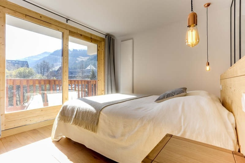 Deluxe sale apartment Meribel 1120000€ - Picture 4