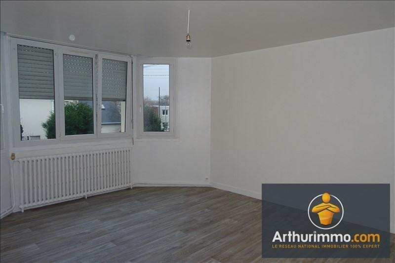 Rental apartment St brieuc 506€ CC - Picture 1