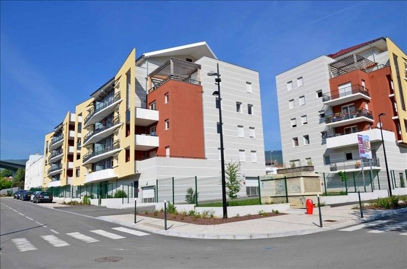 Rental apartment Bellegarde sur valserine 580€ CC - Picture 1