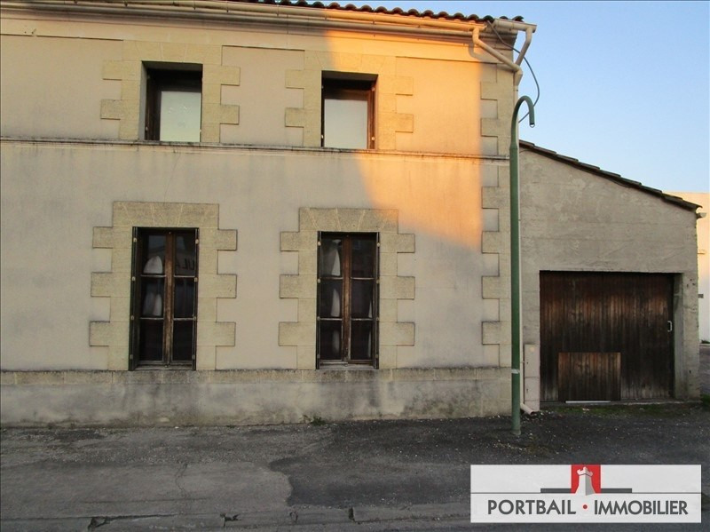 Vente maison / villa St aubin de blaye 105000€ - Photo 1