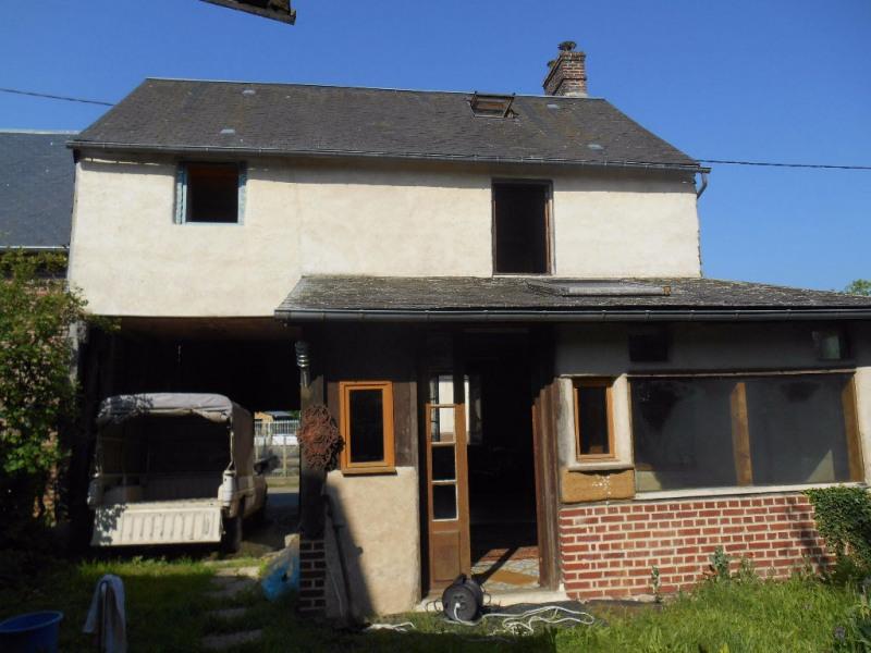 Venta  casa Le mesnil conteville 88000€ - Fotografía 1