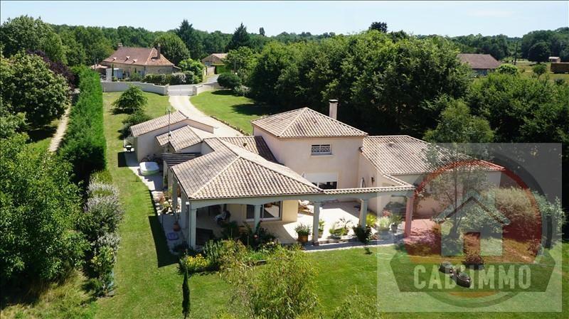Sale house / villa Lamonzie montastruc 330000€ - Picture 2