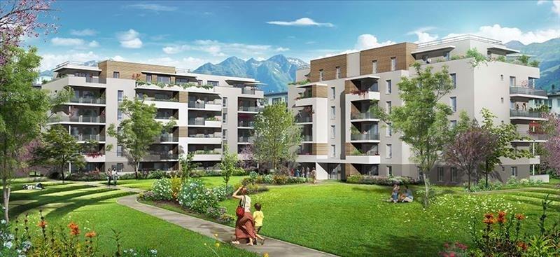 Rental apartment Albertville 770€ CC - Picture 1