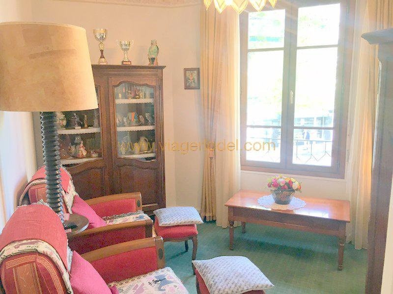 Viager appartement Nice 52 500€ - Photo 1