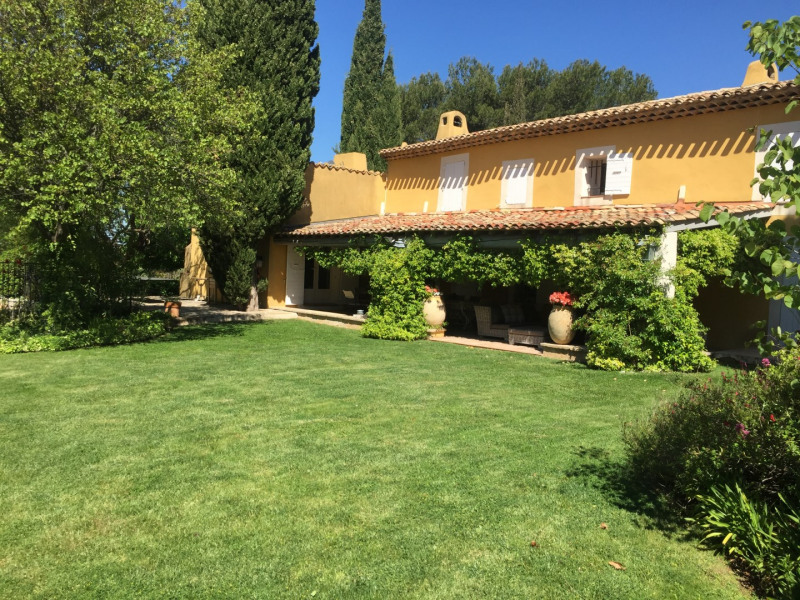 Vente de prestige maison / villa Aix-en-provence 1850000€ - Photo 3