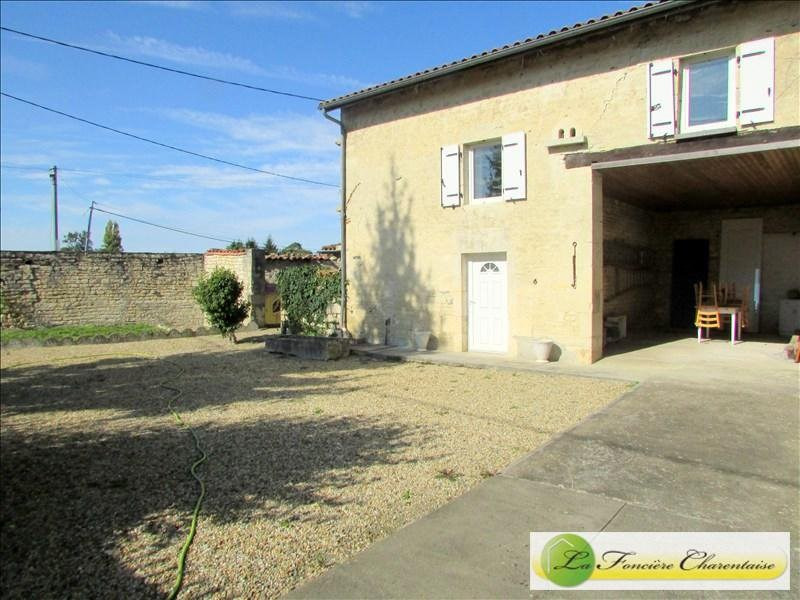 Vente maison / villa Aigre 170 000€ - Photo 15