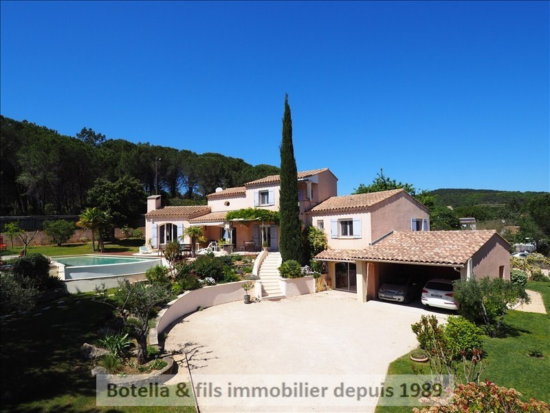 Vente de prestige maison / villa Goudargues 525 000€ - Photo 2