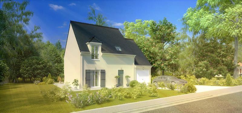 """Modèle de maison  """"Perle 3.094"""" à partir de 4 pièces Val-d'Oise par A&A CONSEIL"""