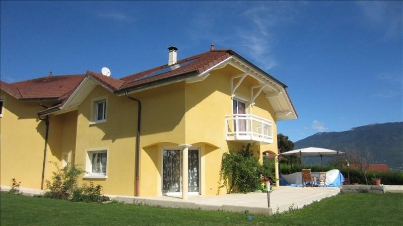 Deluxe sale house / villa Chatillon en michaille 590000€ - Picture 1