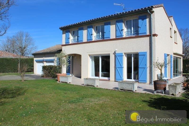 Vente maison / villa 5 mns pibrac 429500€ - Photo 4