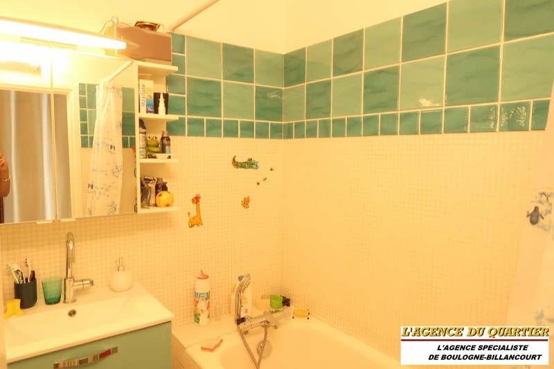 Revenda residencial de prestígio apartamento Boulogne billancourt 1190000€ - Fotografia 10