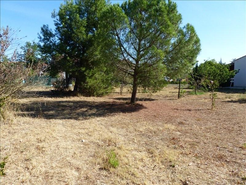 Vente terrain Beziers 187000€ - Photo 4