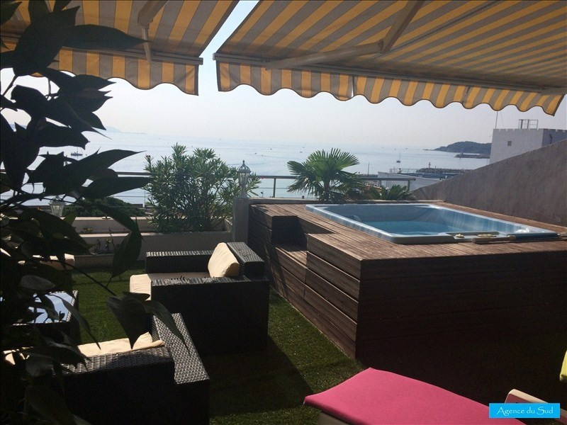 Vente de prestige appartement La ciotat 729 000€ - Photo 3