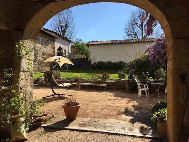 Sale house / villa Sourcieux les mines 360000€ - Picture 2