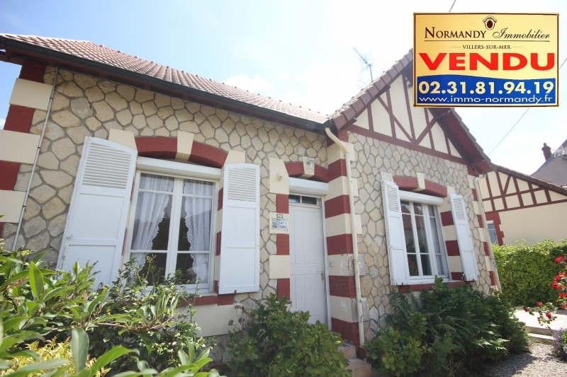 Sale house / villa Villers sur mer 320000€ - Picture 1