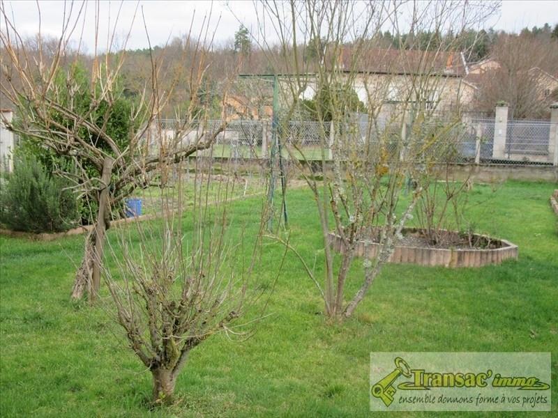 Sale house / villa Courpiere 123050€ - Picture 5