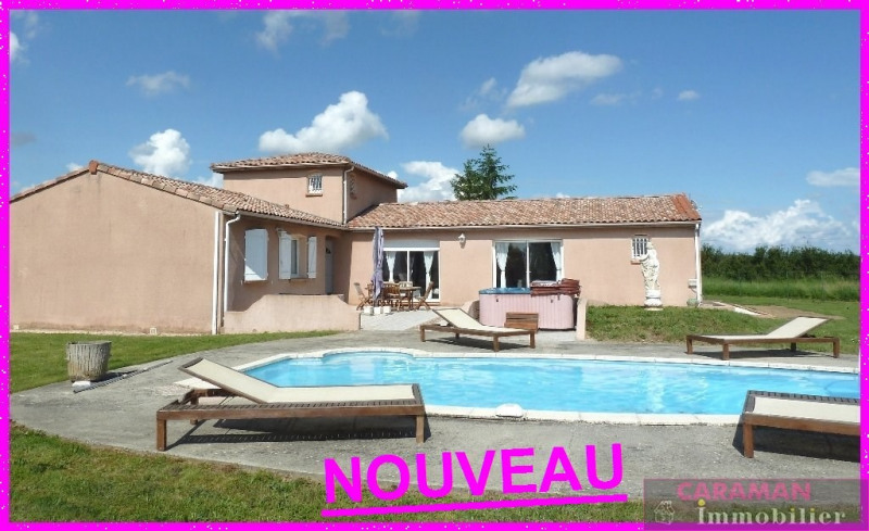 Vente maison / villa Labastide beauvoir  10 minutes 420 000€ - Photo 1