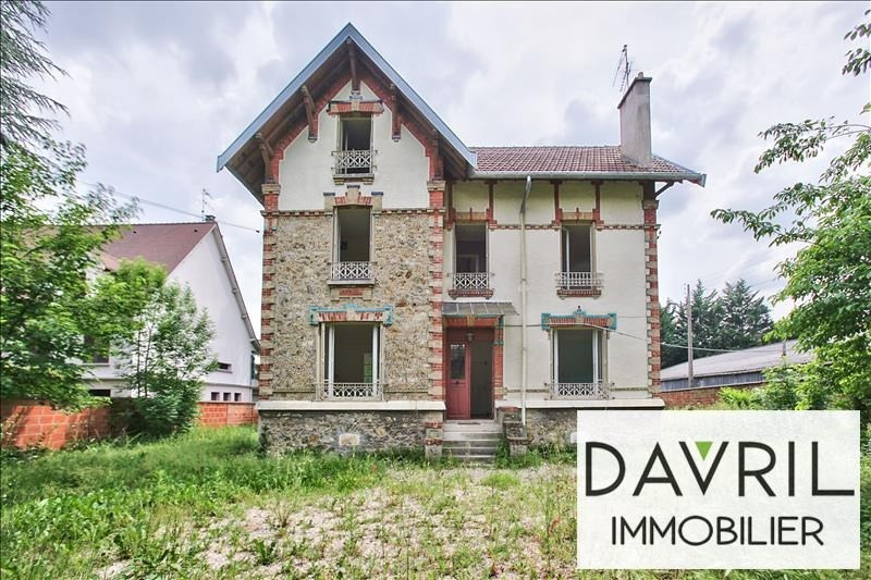 Vente maison / villa Andresy 550000€ - Photo 1