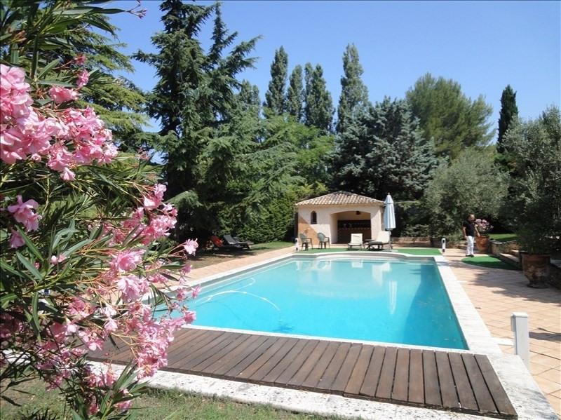 Deluxe sale house / villa Aix en provence 1300000€ - Picture 2