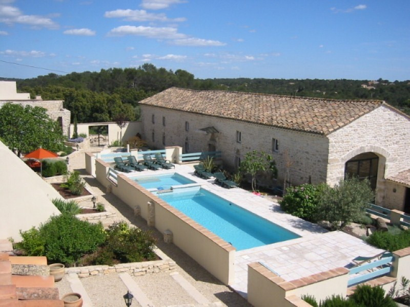 Deluxe sale house / villa Uzes 1 590 000€ - Picture 2