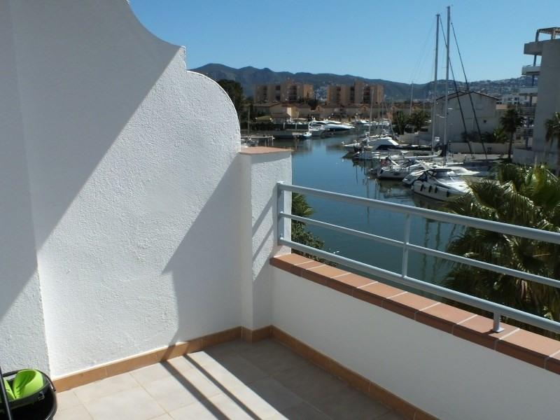 Location vacances appartement Roses santa-margarita 232€ - Photo 10