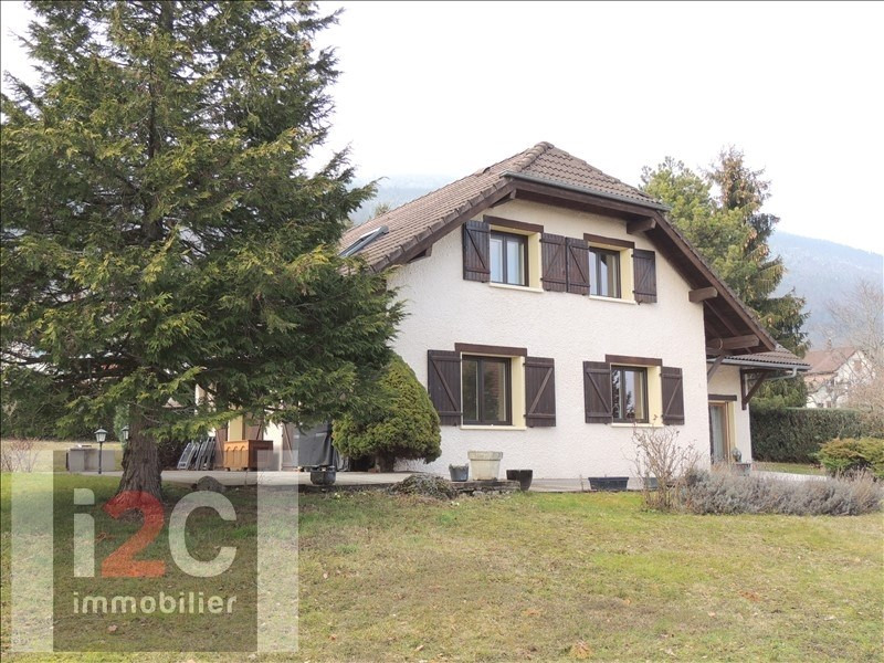 Vente maison / villa Echenevex 890 000€ - Photo 10