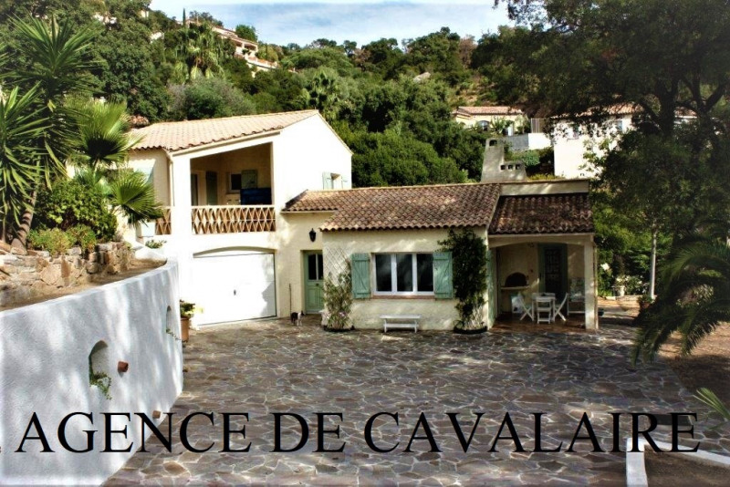 Villa T 5 à Cavalaire proche du centre ville
