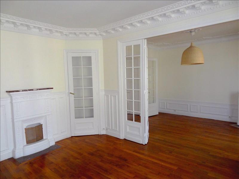 Rental apartment Levallois perret 1900€ CC - Picture 1