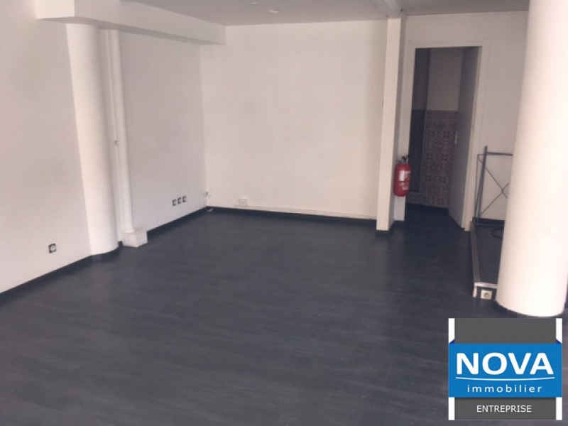 Location local commercial Aulnay sous bois 1940€ HT/HC - Photo 2