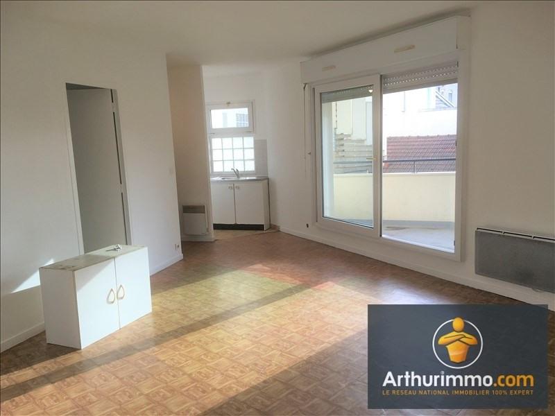 Sale apartment Les pavillons sous bois 116500€ - Picture 2