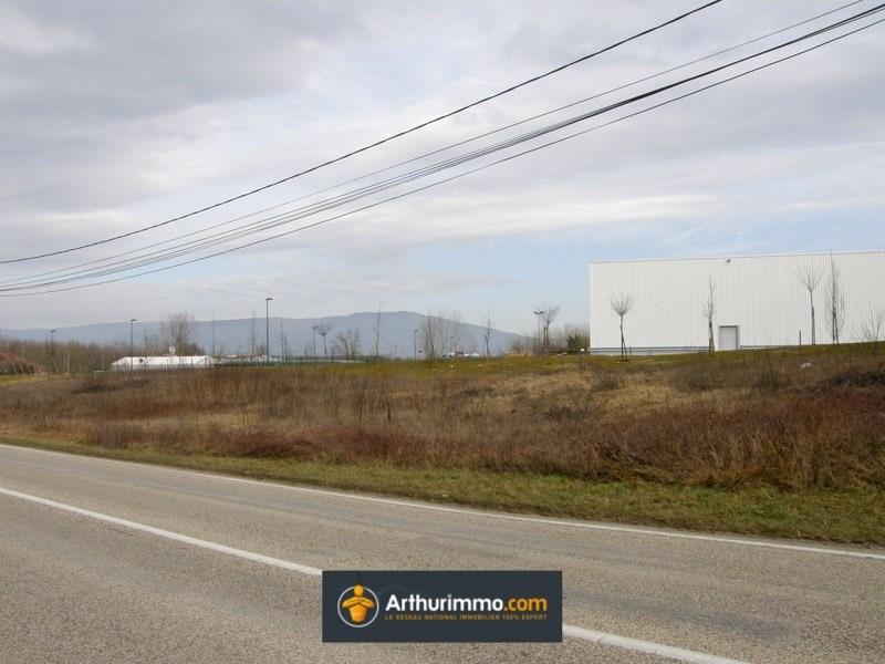 Vente terrain Morestel 56000€ - Photo 4