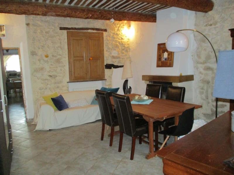 Rental house / villa Alleins 850€ CC - Picture 2