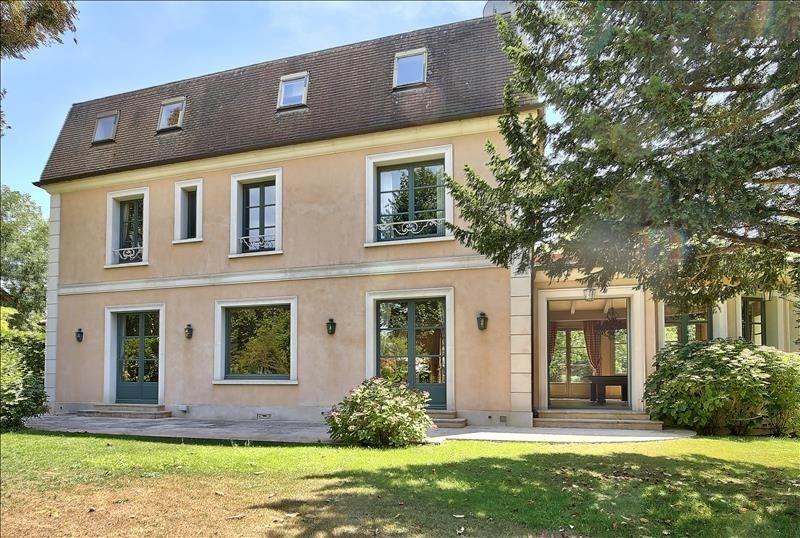 Vente de prestige maison / villa Le vesinet 3300000€ - Photo 10