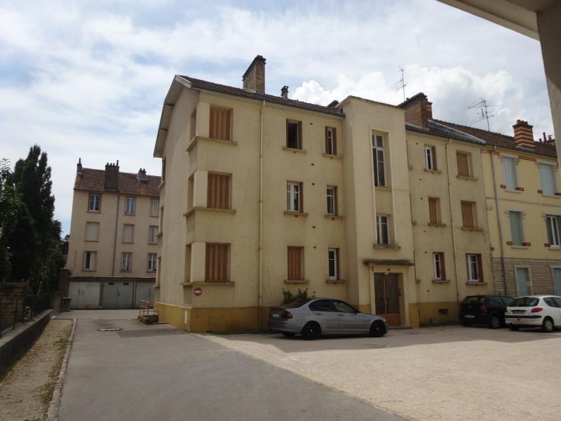 Vente appartement Dijon 98000€ - Photo 1