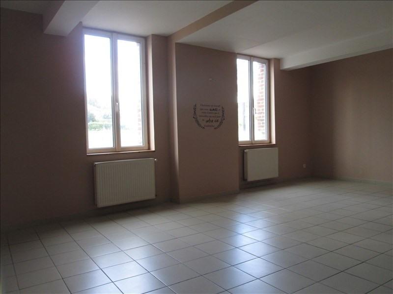 Rental apartment Lapugnoy 565€ CC - Picture 2