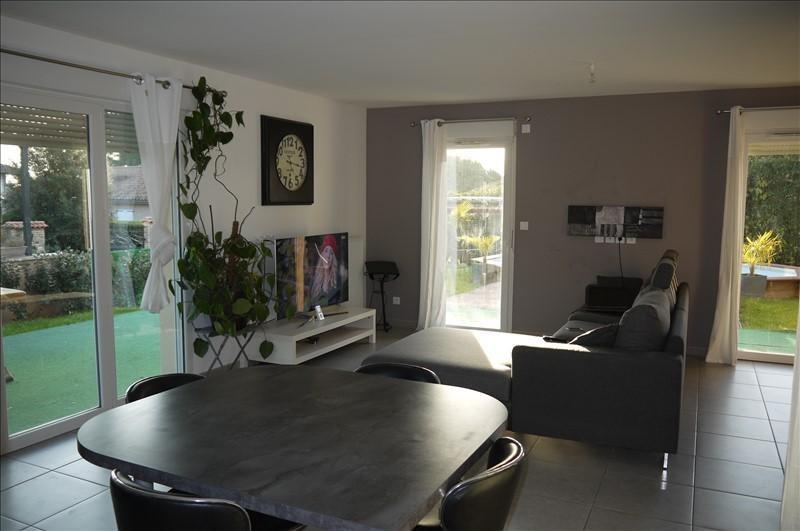 Venta  casa Reventin vaugris 288000€ - Fotografía 2